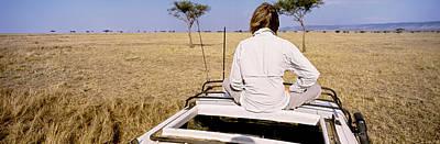 Kenya, Maasai Mara, Safari Print by Panoramic Images