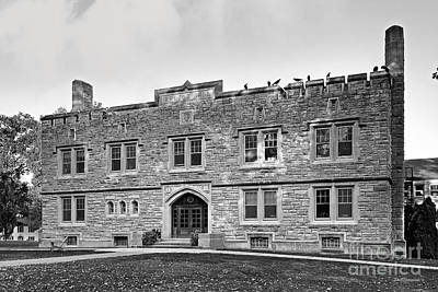 Kenyon College Ransom Hall Print by University Icons