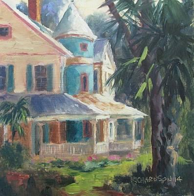 Key House Print by Susan Richardson