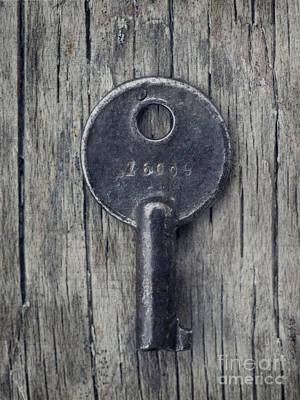 Key To... Print by Priska Wettstein