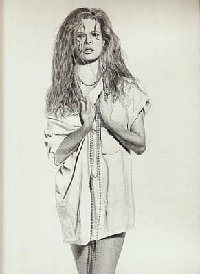 Kim Bassinger Original by Eric Tenute
