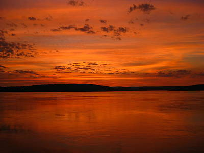 Kimberley Sunset Print by Laura Hiesinger