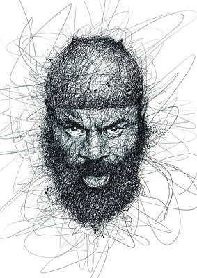 Kimbo Slice  Original by Vince Low