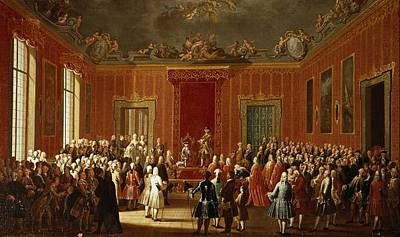 Kingdom Of The Two Sicilies 1759 Print by Everett
