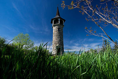 Pennsylvania Dutch Photograph - Kitchener's Pioneer Tower by Cale Best