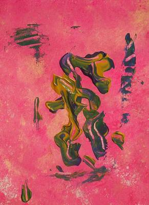 Kite Season Original by Karen Lillard