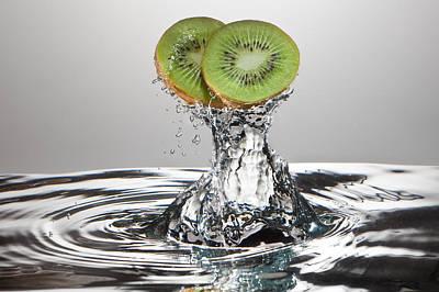 Kiwi Freshsplash Original by Steve Gadomski