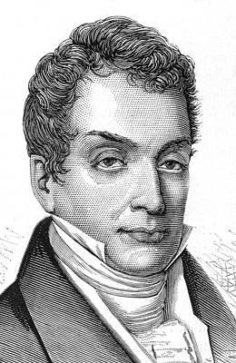Klemens Von Metternich Print by Collection Abecasis