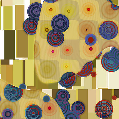 Klimtolli - 22 Print by Variance Collections