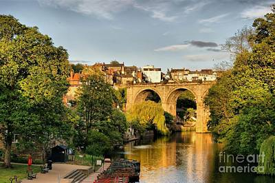 Knaresborough Photograph - Knaresborough by Robin Dengate