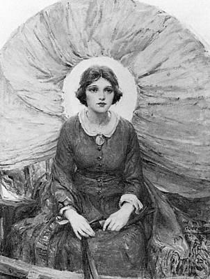 Novel Painting - Koerner Madonna, 1922 by Granger