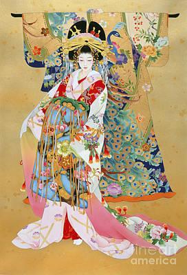 Kogane Print by Haruyo Morita
