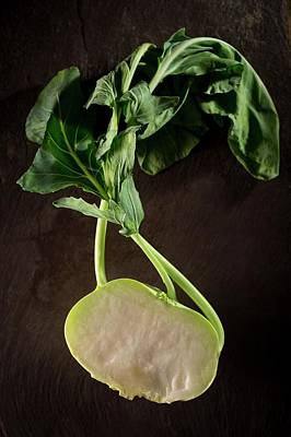 Kohlrabi Print by Aberration Films Ltd