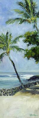 Haleiwa Painting - Kona Palm by Stacy Vosberg