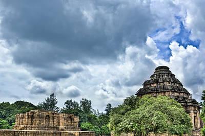 India Photograph - Konark Sun Temple by Nila Newsom