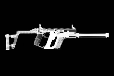 Fn Photograph - Kriss Vector by Ray Gunz