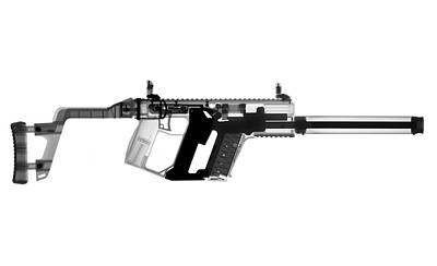 Fn Photograph - Kriss Vector X-ray Photograph by Ray Gunz