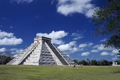 Precolumbian Photograph - Kukul. S.xi-s.xii. Mexico. Yucat�n by Everett