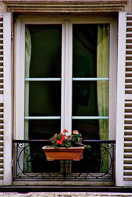 La Vie Parisienne  Original by Ira Shander