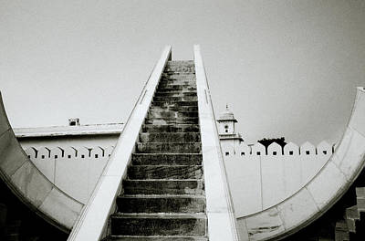 India Photograph - Surreal Symmetry by Shaun Higson