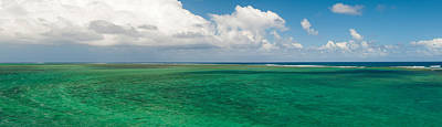 Lagoon, Chamarel, Mauritius Island Print by Panoramic Images