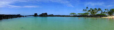 Beach Photograph - Lagoon In Paradise by Lori Seaman