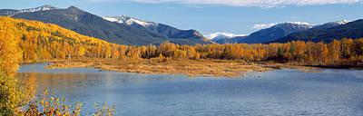 Siberia Photograph - Lake Baikal Siberia Russia by Panoramic Images