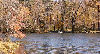 Lake Lincoln Print by Sandy Keeton