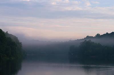 Lake Mohegan Print by Stephanie McDowell