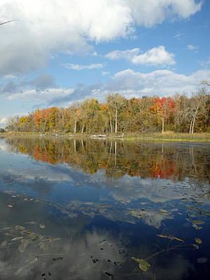 Lake Oscar Original by James Peterson