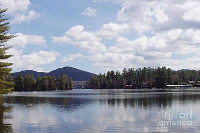 Telfer Photograph - Lake Placid by John Telfer