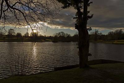 Sunset Photograph - Lake Sunset  by Maj Seda