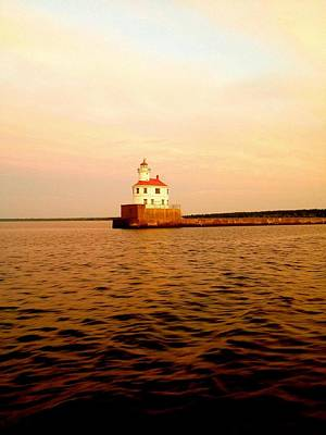 Photograph - Lake Superior Serenity  by Danielle  Broussard