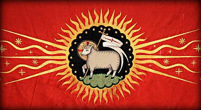 Lamb Of God Print by Stephen Stookey