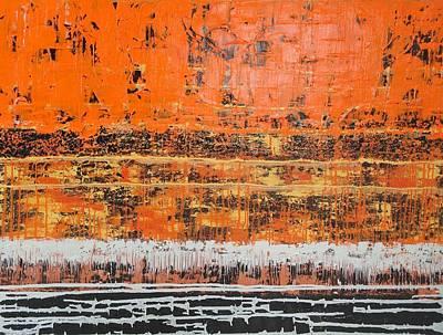Land Of Colour 7 Original by Elizabeth Langreiter