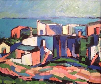 Lanzarote Painting - Lanzarote by Pere Casanovas