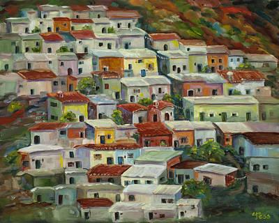 Las Casas Original by Tess Lehman