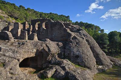 Iglesia Photograph - Las Cuidadas Iglesias De Bobastro by Panoramic Images