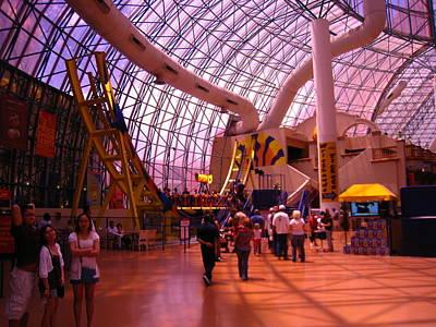 Circus Photograph - Las Vegas - Circus Circus Casino - 12121 by DC Photographer