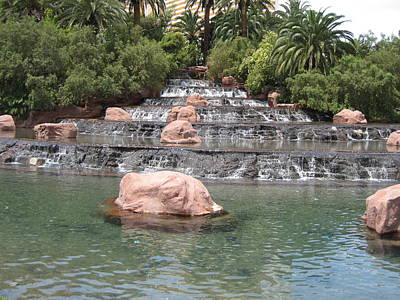 Gambling Photograph - Las Vegas - Mirage Casino - 12124 by DC Photographer