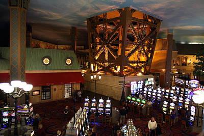 Decor Photograph - Las Vegas - Paris Casino - 01131 by DC Photographer