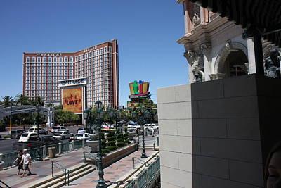 Ti Photograph - Las Vegas - Treasure Island - 12121 by DC Photographer