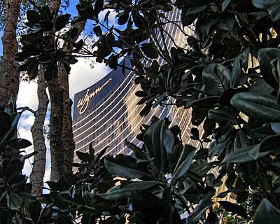 Las Vegas - Wynn Hotel Print by Jon Berghoff