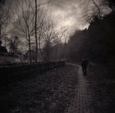 Alone Photograph - Last Alone by Taylan Soyturk