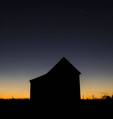 Murray Kentucky Photograph - Last Star by Amber Kresge