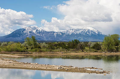 Lathrop State Park Print by Aaron Spong
