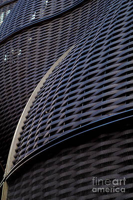 Lattice Photograph - Lattice Dome by Claire  Doherty