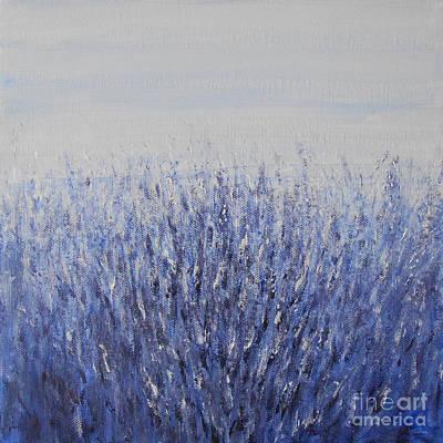 Lavender Print by Jane  See