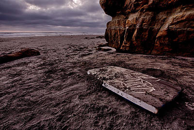 Left Behind And Forgotten Print by Peter Tellone