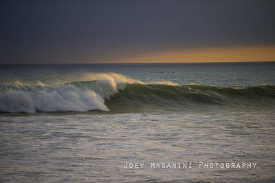 Photograph - Left by Joey  Maganini